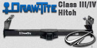 Draw-Tite Class III/IV Hitches Oldsmobile