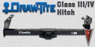 Draw-Tite Class III/IV Hitches Pontiac