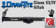 Draw-Tite Class III/IV Hitches Saturn
