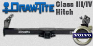 Draw-Tite Class III/IV Hitches Volvo