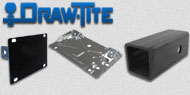 Draw-Tite Front Mount Receiver Accessories