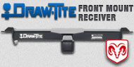 Draw-Tite Front Mount Receiver Dodge