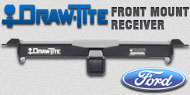 Draw-Tite Front Mount Receiver Ford