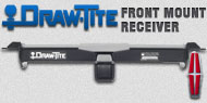 Draw-Tite Front Mount Receiver Lincoln