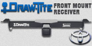 Draw-Tite Front Mount Receiver Toyota