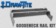 Draw-Tite<br /> Gooseneck Rail Kit