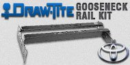 Draw-Tite Gooseneck<br />Rail Kit Toyota