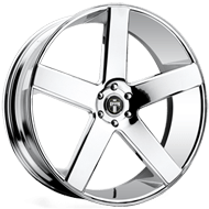 DUB Wheels Baller S115 <br /> Chrome