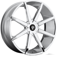 DUB Wheels Push S111<br /> Chrome