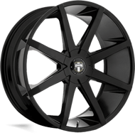 DUB Wheels Push S110<br /> Gloss Black
