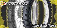 Dunlop Dirt Bike Tires