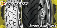 Dunlop Street Bike Tires