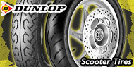 Dunlop Scooter Tires