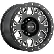 DWT Truck Wheels </br> Matomi Satin Black Milled