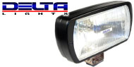 Delta Auxiliary Lights 220 Series