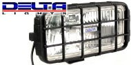 Delta Auxiliary Lights 250 Series Halogen