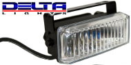 Delta Auxiliary Lights 45H Series