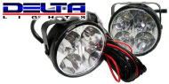 Detla Back-up / Work Lights - Universal