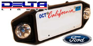 Delta HID Driving Light Kit