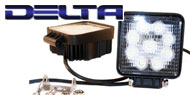 Delta L.E.D. Bulbs, Taillights  & Accessories