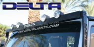 Delta Skybar Lights