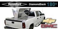 Chevy GMC DiamondBack Covers 180° Tonneau Covers