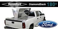 Ford DiamondBack Covers 180° Tonneau Covers