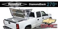 Chevy / GMC DiamondBack Covers 270° Tonneau Covers