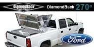 Ford DiamondBack Covers 270° Tonneau Covers