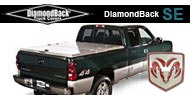 Dodge DiamondBack Covers SE Tonneau Covers