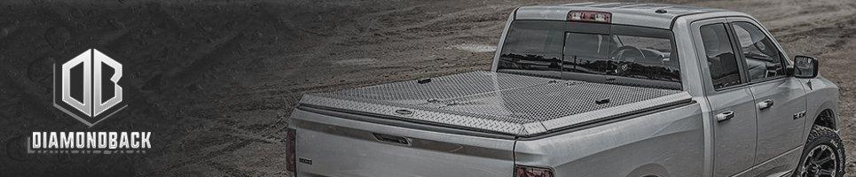 DiamondBack HD Cab Guards Aluminum | 4WheelOnline com