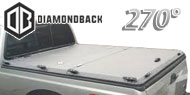 DiamondBack 270° Truck Covers