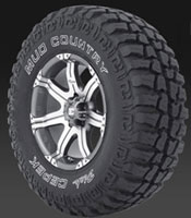 Dick Cepek Mud Country Tires