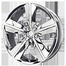B/G Rod Works <br /> Challenger Chrome