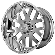American Force ELITE SS8 Polished Wheels
