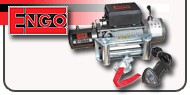 E10000 10,000 lb. 12 Volt Electric Winch