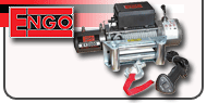 E12000 12,000 lb. 12 Volt Electric Winch