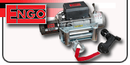 E9000 9,000 lb. 12 Volt Electric Winch