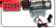 E16000 16,000 lb. 12 Volt Electric Winch