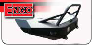 Engo Winch Bumpers