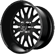 American Force Wheels<br /> EVO SS6 Black