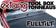 Full Tilt Tool Box <br>Extang Tonneau Covers