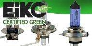 Eiko Halogen Lamp Products