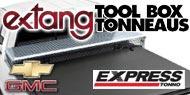 Extang Express Tool Box Tonneau Covers <br>Chevy GMC
