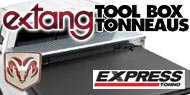 Extang Express Tool Box Tonneau Covers <br>Dodge