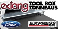Extang Express Tool Box Tonneau Covers <br>Ford