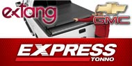 Chevy Extang Express Tonneau Covers