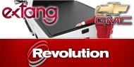Chevy Extang Revolution Tonneau Covers