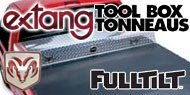 Extang Full Tilt Tool Box Tonneau Covers <br>Dodge