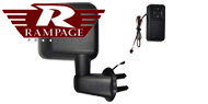 Rampage Jeep Exterior Power Mirror